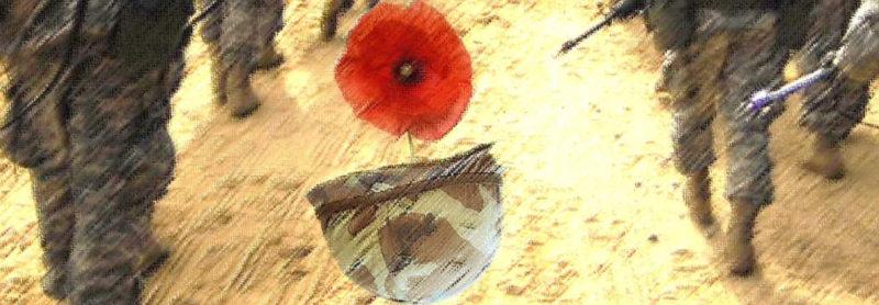 Symbolbild: Soldaten (Ausschnitt).
